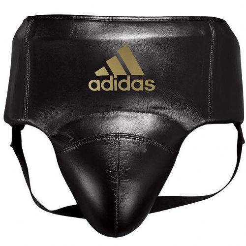 Adidas Adistar Pro Groin Guard - Black/Gold